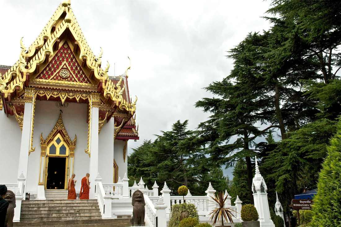 Wimbledon Buddhist temple