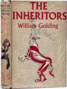 Cover or William Golding's The Inheritors
