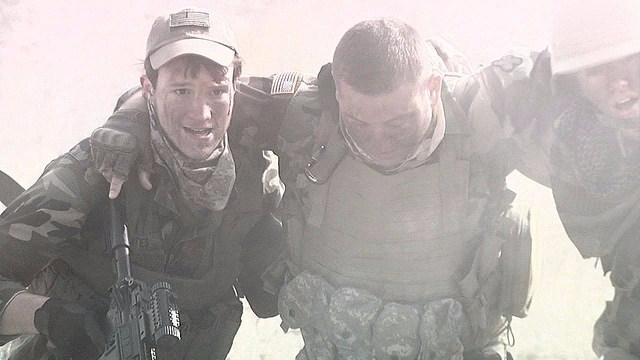 Combat posttraumatic stress disorder PTSD